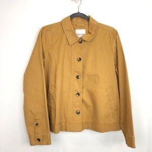 Madewell Sahara Sand Northwood Jacket NWOT